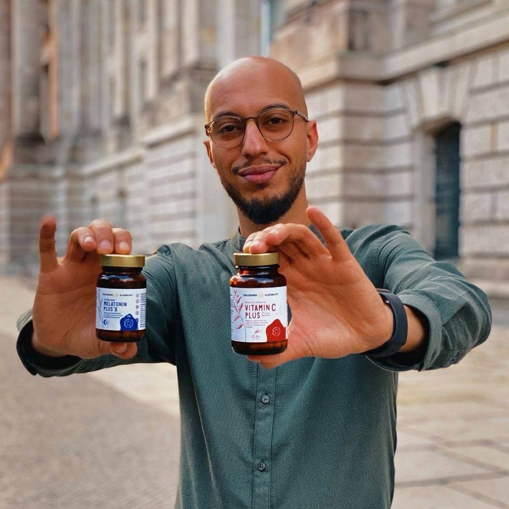 Gründer vom Goldenen Kleeblatt Mohammed